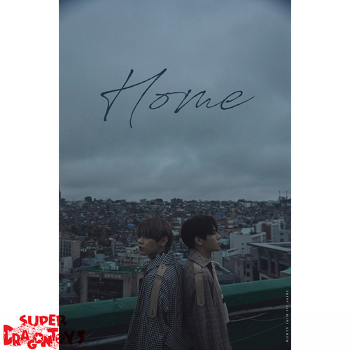JBJ95 - HOME - [B] VERSION - 1ST MINI ALBUM