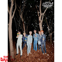 """NCT DREAM - """"WE BOOM"""" OFFICIAL POSTER - VERSION B"""