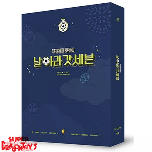 GOT7 - GOT7 LOVE I GOT7 5TH FAN MEETING - [2DVD + PHOTOBOOK] BOX