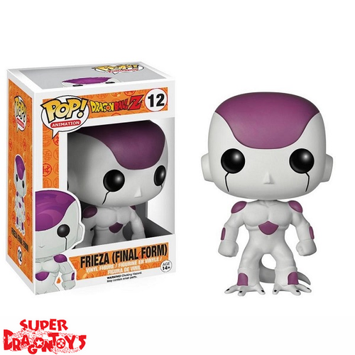 DRAGON BALL Z - FRIEZA [FINAL FORM] - FUNKO POP