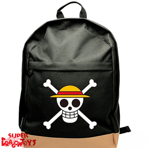 "ONE PIECE - SAC A DOS/BACKPACK ""SKULL"""
