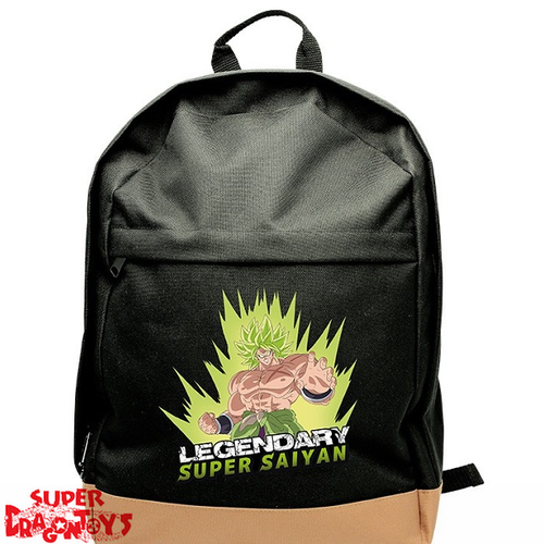 "DRAGON BALL SUPER - SAC A DOS/BACKPACK ""BROLY"""