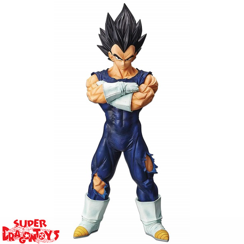 "DRAGON BALL Z - VEGETA - ""GRANDISTA NERO"" RESOLUTION OF SOLDIERS [OVERSEA LIMITED VERSION]"