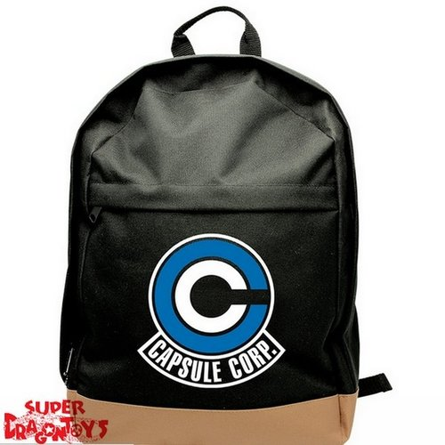 "DRAGON BALL Z - SAC A DOS/BACKPACK ""CAPSULE CORP."""