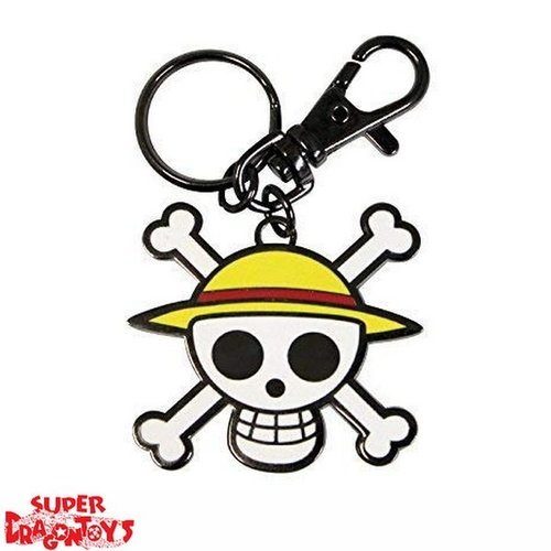"ONE PIECE - PORTE CLE ""LUFFY SKULL"""