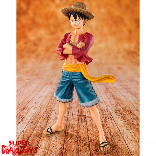 ONE PIECE - STRAW HAT LUFFY - FIGUARTS ZERO
