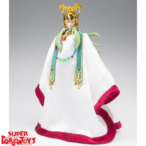 SAINT SEIYA - ARIES SHION SURPLICE EX + GRAND POP SET - MYTH CLOTH [LIMITED EDITION]