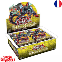"YUGIOH TCG - DISPLAY [24 BOOSTERS] ""LE COUPE CIRCUIT"" - EDITION FRANCAISE"