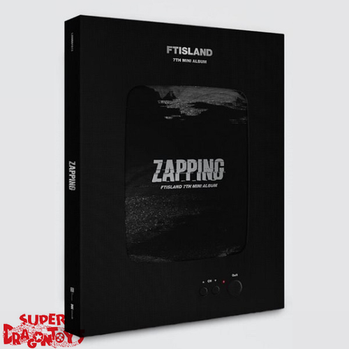 FTISLAND - ZAPPING - 7TH MINI ALBUM