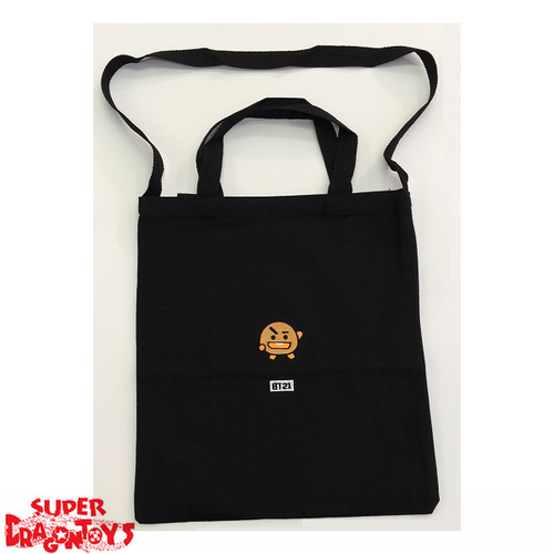 BTS - TOTE BAG [SHOOKY] (SUGA) - BT21 COLLECTION