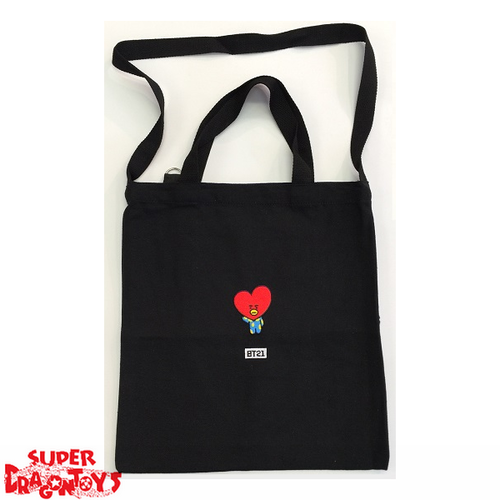 BTS - TOTE BAG [TATA] (V) - BT21 COLLECTION