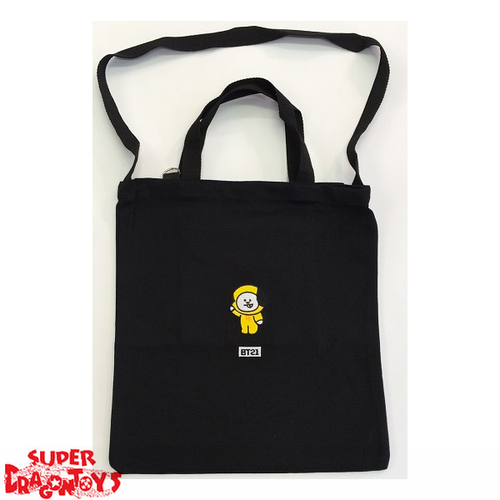 BTS - TOTE BAG [CHIMMY] (JIMIN) - BT21 COLLECTION