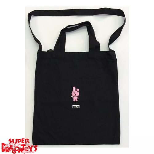BTS - TOTE BAG [COOKY] (JUNGKOOK) - BT21 COLLECTION
