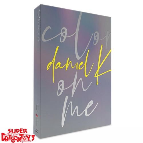 DANIEL K - COLOR ON ME - 1ST MINI ALBUM