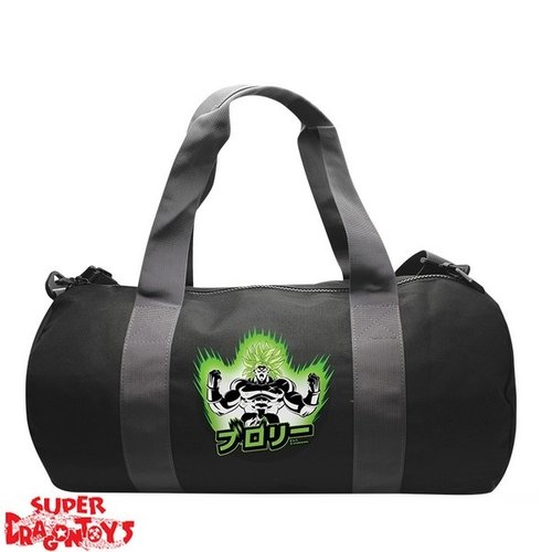 "DRAGON BALL SUPER - SAC DE SPORT ""BROLY"""