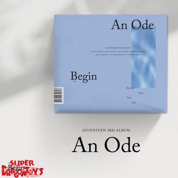 SEVENTEEN - AN ODE - [BEGIN] VERSION - 3RD ALBUM + [FIRST PRESS BONUSES]