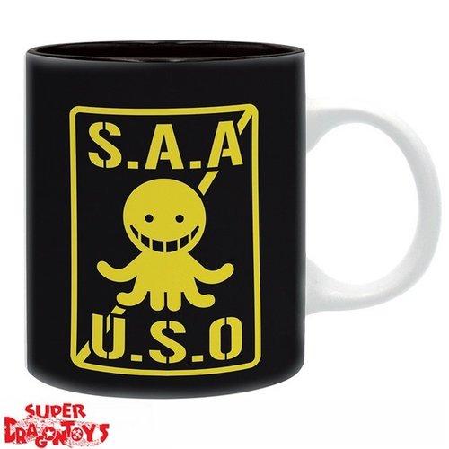 """ASSASSINATION CLASSROOM - MUG """"SAAUSO"""""""