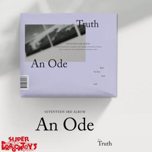 SEVENTEEN - AN ODE -  [TRUTH] VERSION - 3RD ALBUM