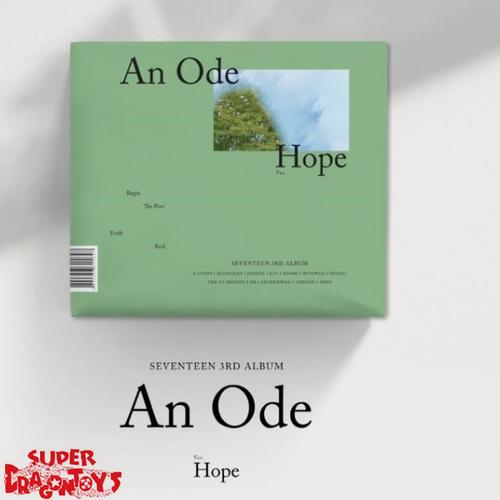 SEVENTEEN - AN ODE - [HOPE] VERSION - 3RD ALBUM