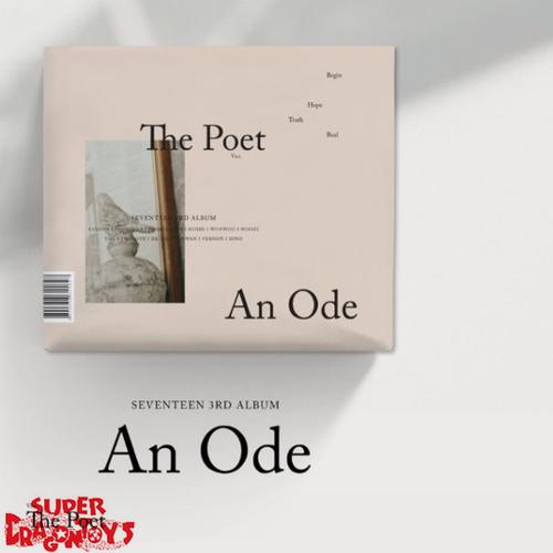 SEVENTEEN - AN ODE - [THE POET] VERSION - 3RD ALBUM