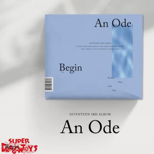 SEVENTEEN - AN ODE - [BEGIN] VERSION - 3RD ALBUM