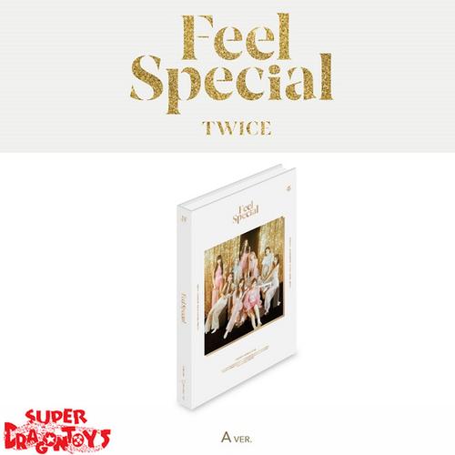 TWICE - FEEL SPECIAL - [A] VERSION - 8TH MINI ALBUM