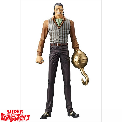 "ONE PIECE STAMPEDE - CROCODILE - ""THE GRANDLINE MEN"" DXF FIGURE"