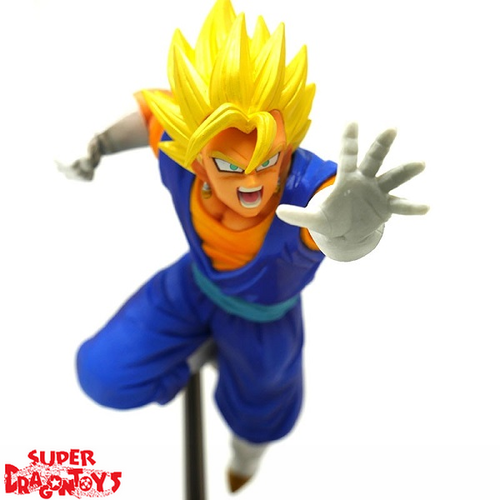 "DRAGON BALL SUPER - SUPER SAIYAN VEGETTO - ""CHO SENSHI RETSUDEN"" [THE RIVAL COLLECTION] SERIE 2"
