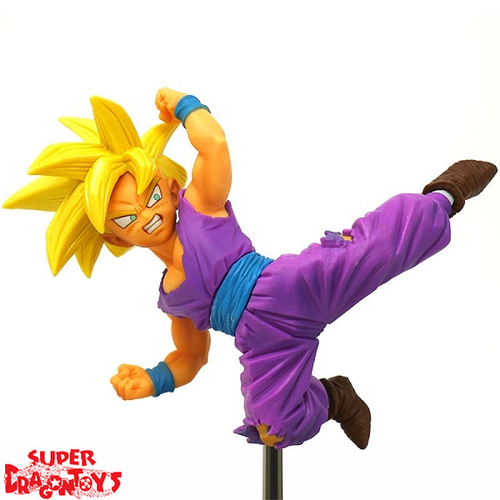 "DRAGON BALL SUPER - SUPER SAIYAN SON GOHAN - ""CHO SENSHI RETSUDEN"" [THE RIVAL COLLECTION] SERIE 3"