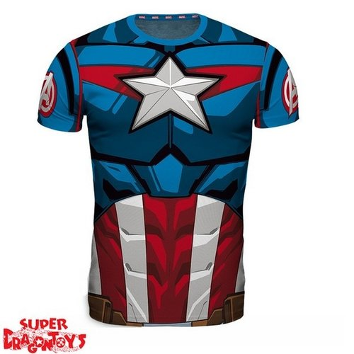 "T-SHIRT - MARVEL ""CAPTAIN AMERICA"""