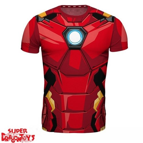 "T-SHIRT - MARVEL ""IRON MAN"""