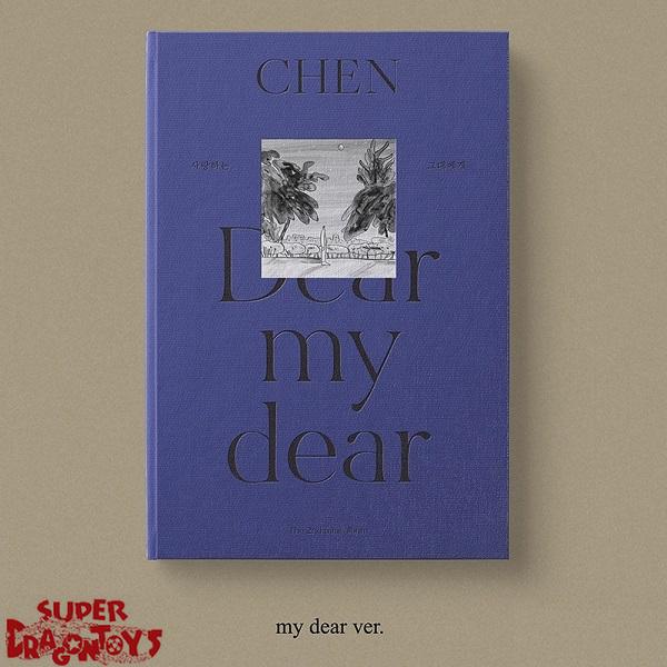 CHEN - DEAR MY DEAR - [MY DEAR] VERSION - 2ND MINI ALBUM