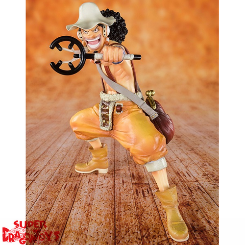 ONE PIECE - [KING OF SNIPERS] USOPP - FIGUARTS ZERO
