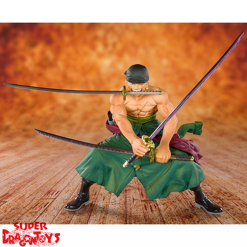 ONE PIECE - [PIRATE HUNTER] RORONOA ZORO - FIGUARTS ZERO