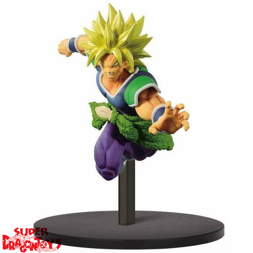 "DRAGON BALL SUPER - SUPER SAIYAN BROLY - ""MATCH MAKERS"" COLLECTION"