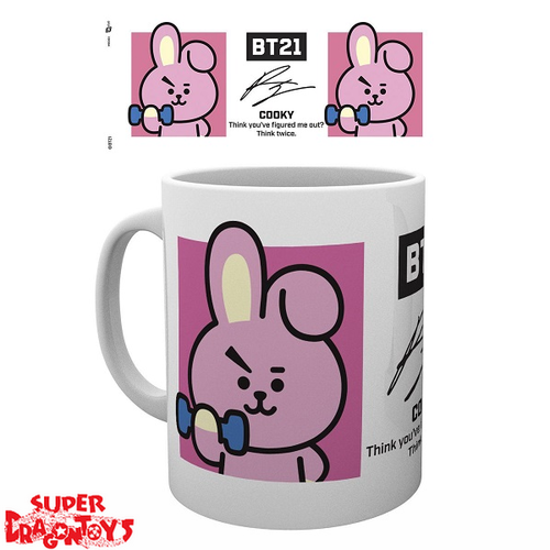 "BTS - MUG ""COOKY"" (JUNGKOOK) - BT21 COLLECTION"