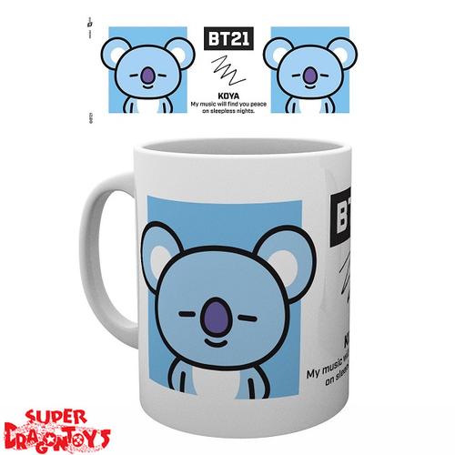 "BTS - MUG ""KOYA"" (RAP MONSTER) - BT21 COLLECTION"