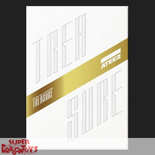ATEEZ (에이티즈) - TREASURE EP.FIN : ALL TO ACTION - [Z] VERSION - 1ST ALBUM