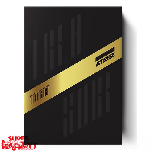 ATEEZ (에이티즈) - TREASURE EP.FIN : ALL TO ACTION - [A] VERSION - 1ST ALBUM