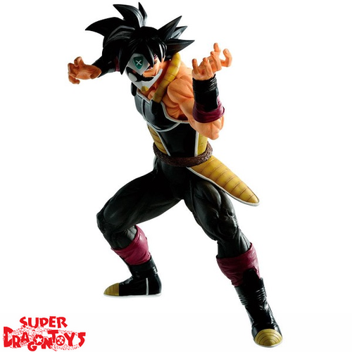 DRAGON BALL HEROES - THE MASKED SAIYAN (BARDUCK) - ICHIBANSHO FIGURE [MASTERLISE] COLLECTION