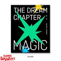 TXT (투모로우바이투게더) - THE DREAM CHAPTER : MAGIC - [ARCADIA] VERSION - 2ND MINI ALBUM