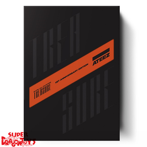 ATEEZ (에이티즈) - TREASURE EP.FIN : ALL TO ACTION - [1ST ANNIVERSARY EDITION] - 1ST ALBUM