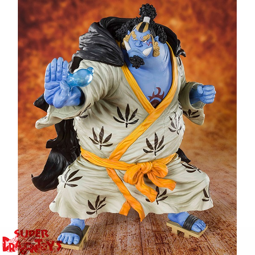 ONE PIECE - [KNIGHT OF THE SEA] JINBE - FIGUARTS ZERO