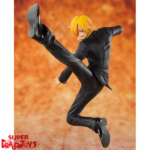 ONE PIECE - [BLACK LEG] SANJI - FIGUARTS ZERO