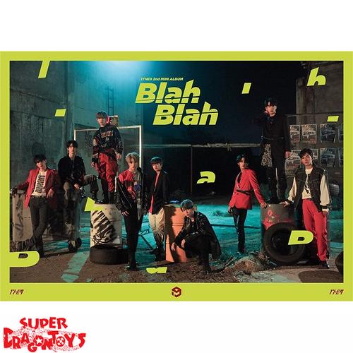 1THE9 (원더나인) - BLAH BLAH - 2ND MINI ALBUM