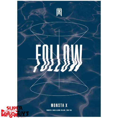 MONSTA X (몬스타엑스) - FOLLOW FIND YOU - VERSION [2] - MINI ALBUM