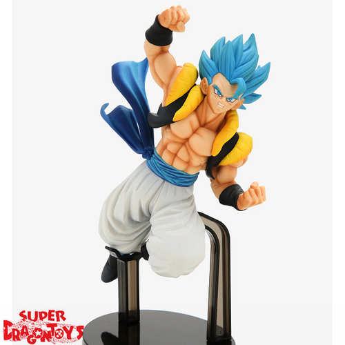 DRAGON BALL SUPER - SUPER SAIYAN GOD SUPER SAIYAN GOGETA - [SCULTURES THE TAG TEAM] Z-BATTLE FIGURE COLLECTION
