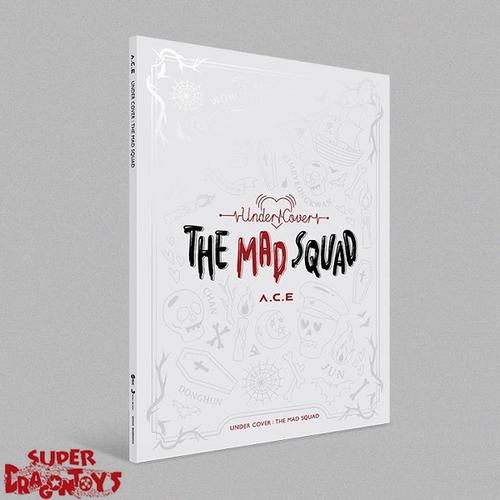 A.C.E (에이스) - UNDER COVER : THE MAD SQUAD - 3RD MINI ALBUM