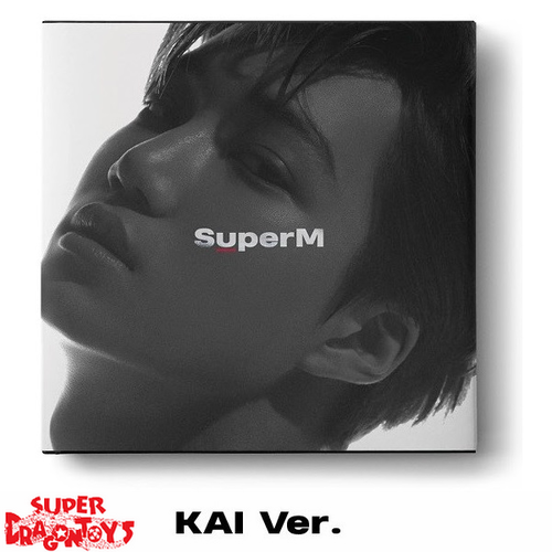 SUPER M - SUPER M - [KAI] VERSION - 1ST MINI ALBUM [KOREAN EDITION]