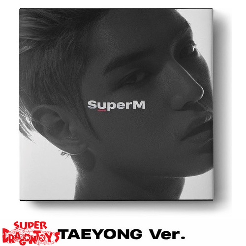 SUPER M - SUPER M - [TAEYONG] VERSION - 1ST MINI ALBUM [KOREAN EDITION]